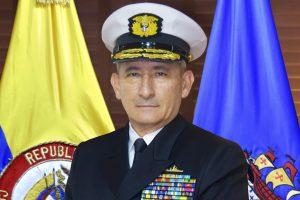 Almirante Evelio Enrique Ramírez Gáfaro Armada de Colombia