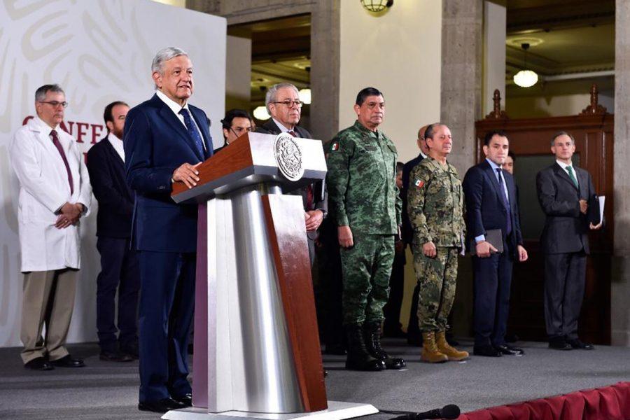 AMLO presidente México coronavirus