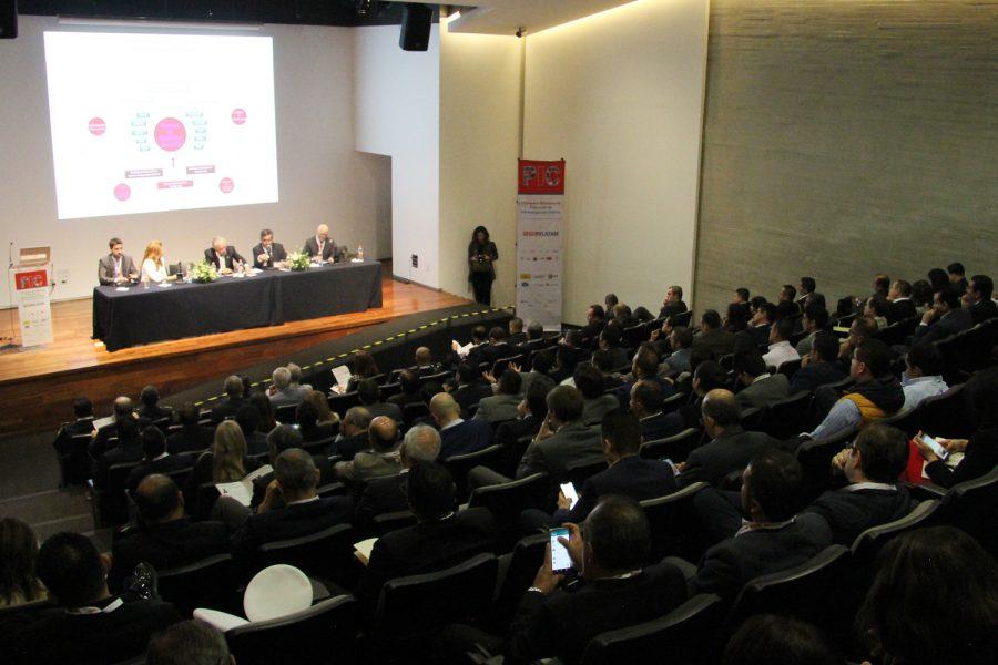 Congreso Mexicano PIC Segurilatam público