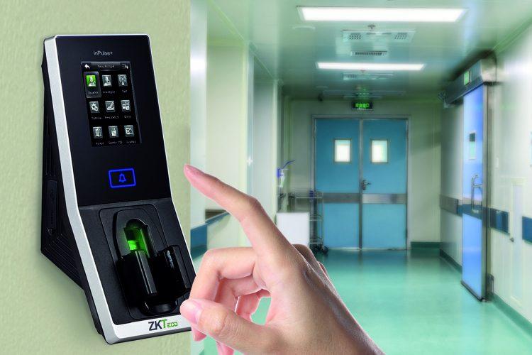 ZKTeco hospitales aplicaciones