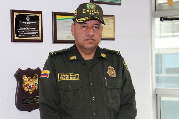 Fernando Murillo Dirección Antisecuestro y Antiextorsión