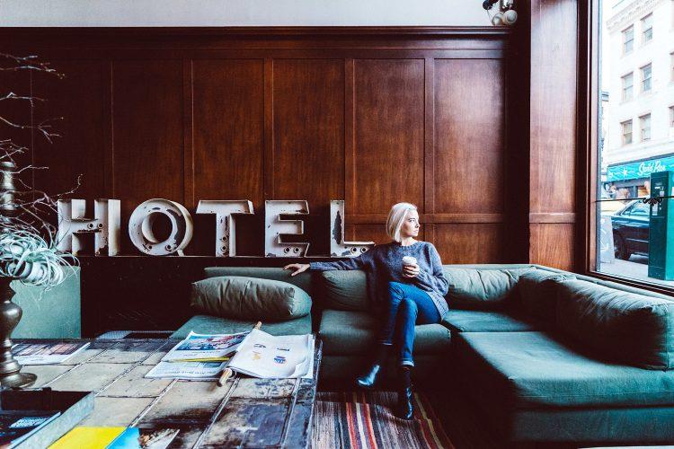 zona descanso hotel