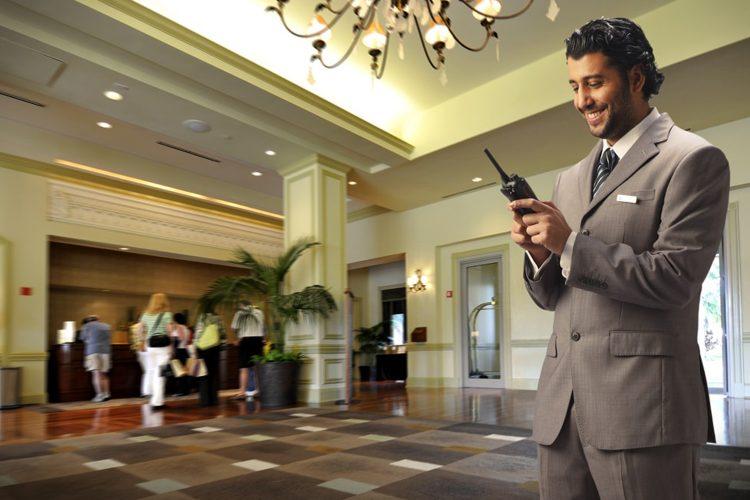Industria hotelera.