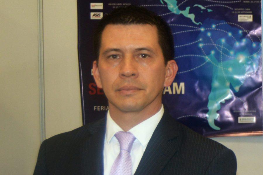 John Cruz March Networks Región Andina