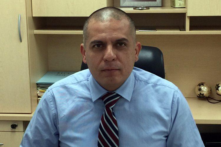 José Aguilar DHL Express México