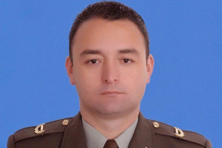 Teniente Coronel Luis Fernando Atuesta Zarate