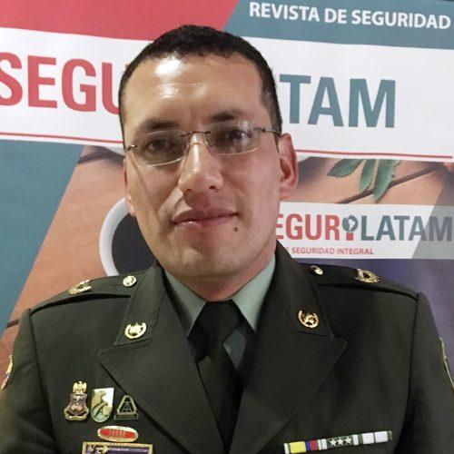 Marlon Mike Toro Álvarez Policía Nacional de Colombia