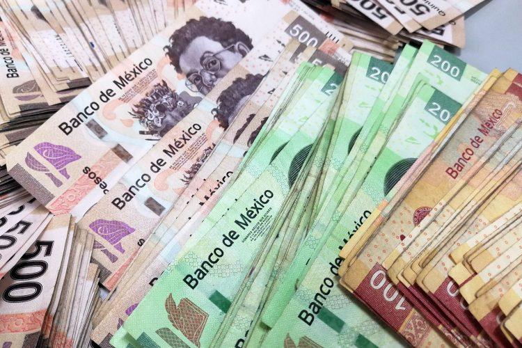 pesos mexicanos billetes