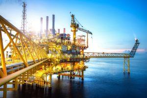 instalaciones estratéticas planta petrolífera