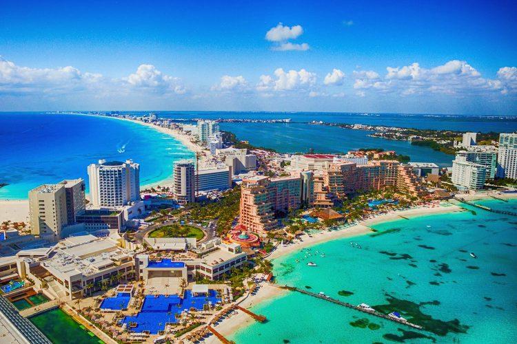 Punta Cancún turismo