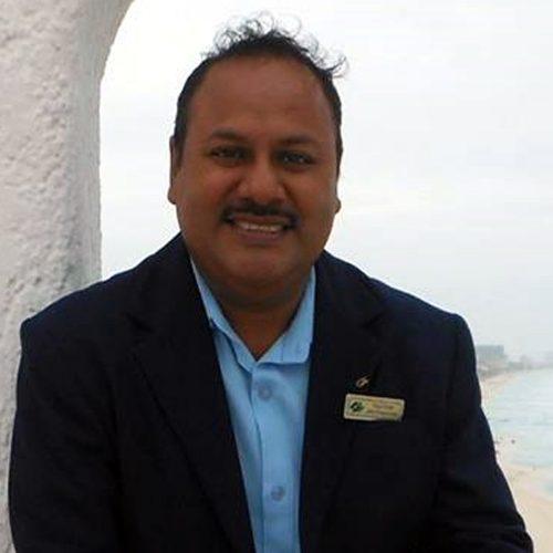 Raúl Orbe Cortés Panama Jack Resorts Cancun