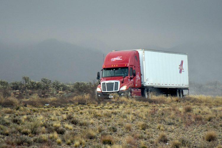seguridad transporte carretera camión México