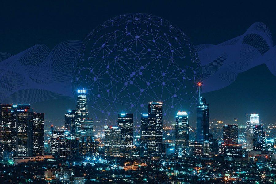 smart city concepto
