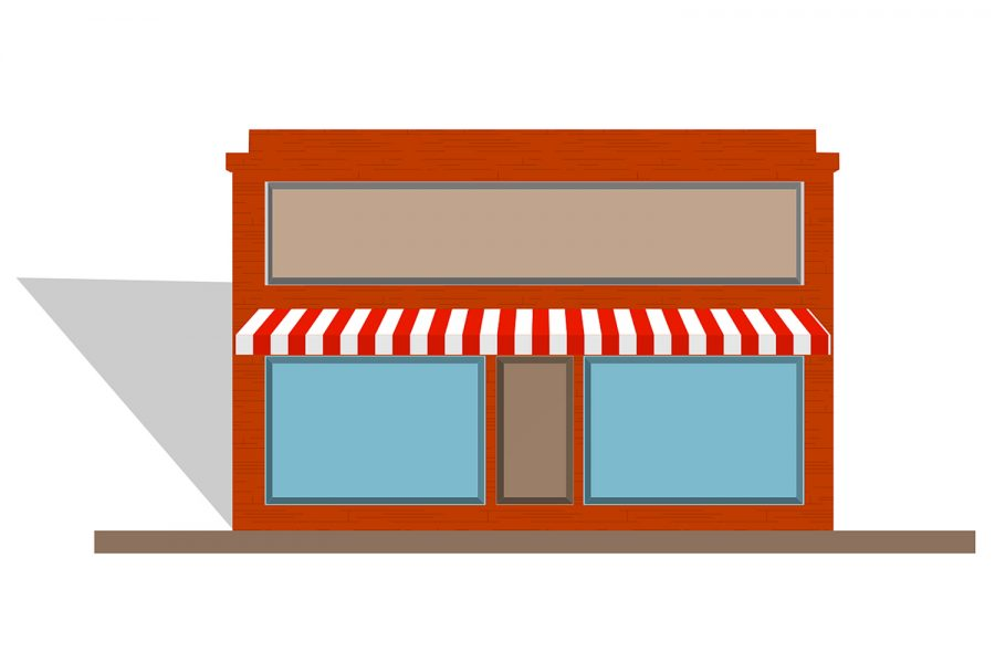 tienda fachada