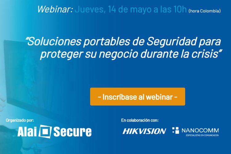 Alai Secure webinar Colombia