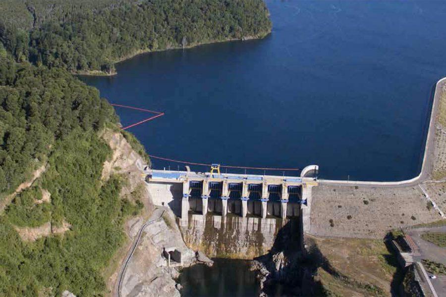 infraestructuras críticas central hidroeléctrica Angostura