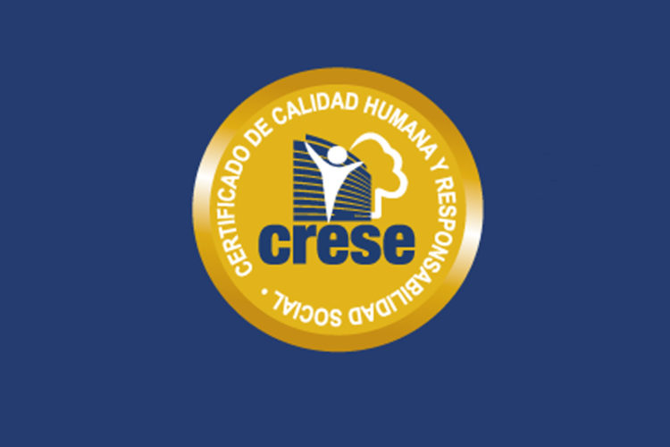 certificado CRESE sello