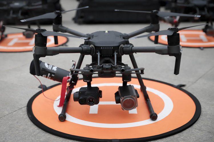 Drones Región Metropolitana de Santiago