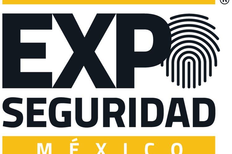 Expo Seguridad México 2020 logo.