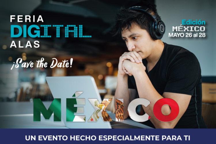 Feria Digital ALAS México mayo 2020