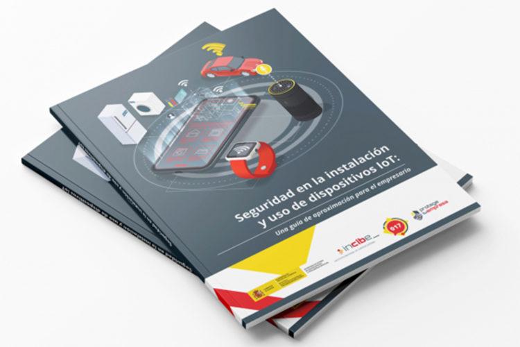 Guía Incibe dispositivos IoT instalación y uso