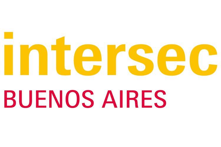 Intersec Buenos Aires 2020 logo.