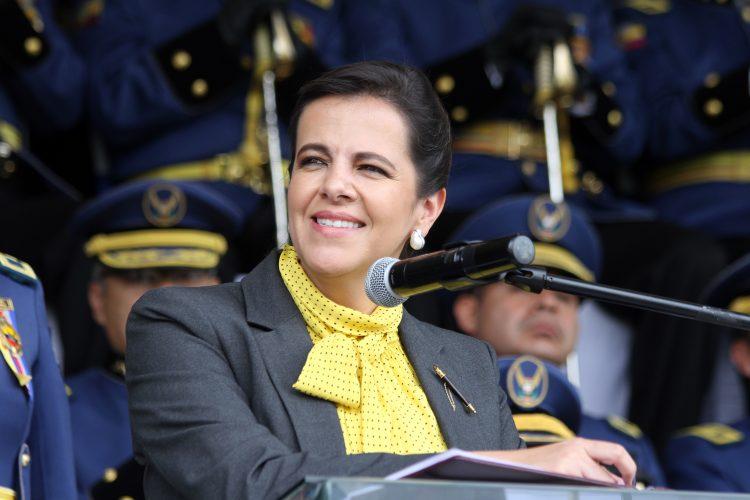 María Paula Romo Ecuador