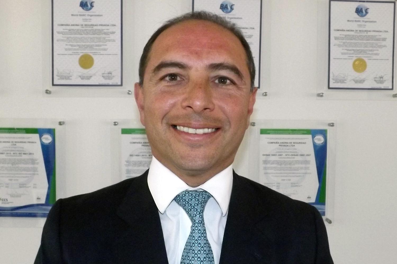 seguridad privada Miguel Ángel Díaz García Confevip