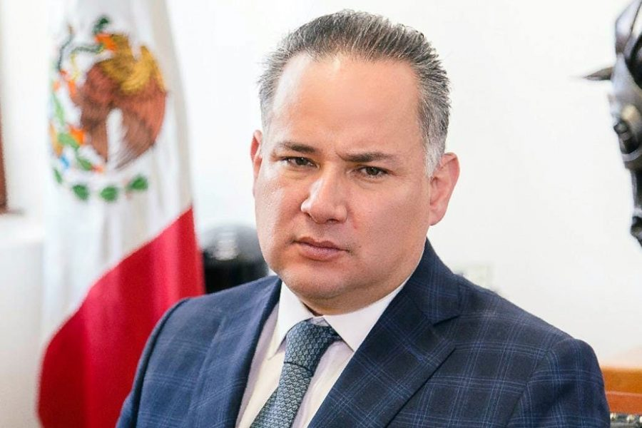 Santiago Nieto Castillo Unidad de Inteligencia Financiera