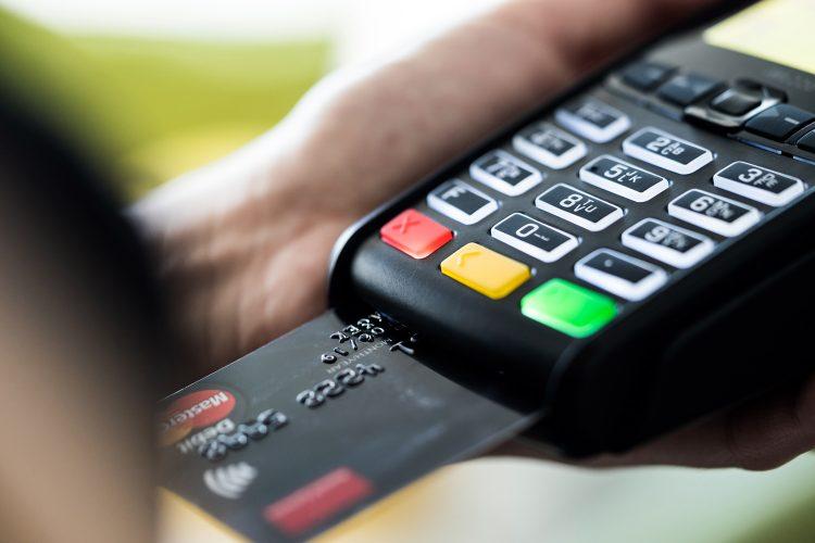 terminal punto de venta tarjeta crédito