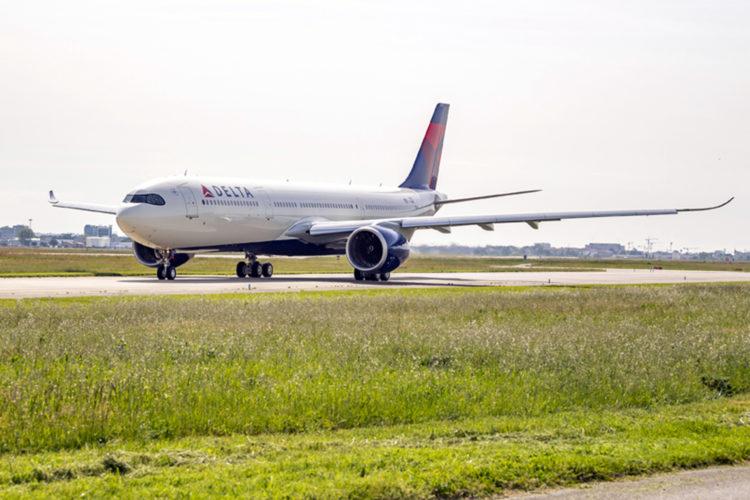 Airbus Delta Air Lines