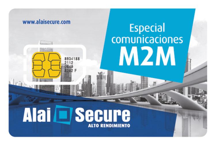 Alai Secure tarjeta SIM alto rendimiento