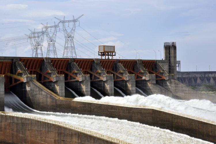 central hidroeléctrica Itaipú binacional