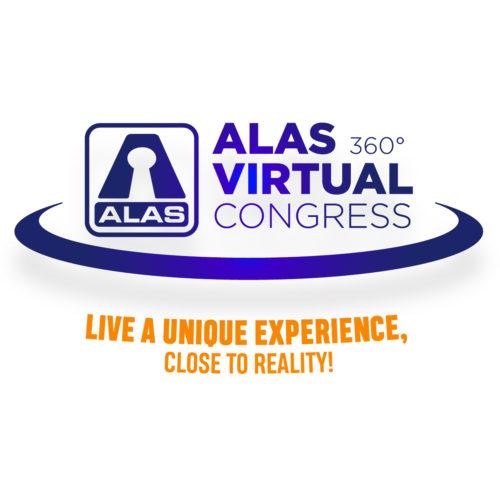 Congreso Virtual ALAS 360º logo
