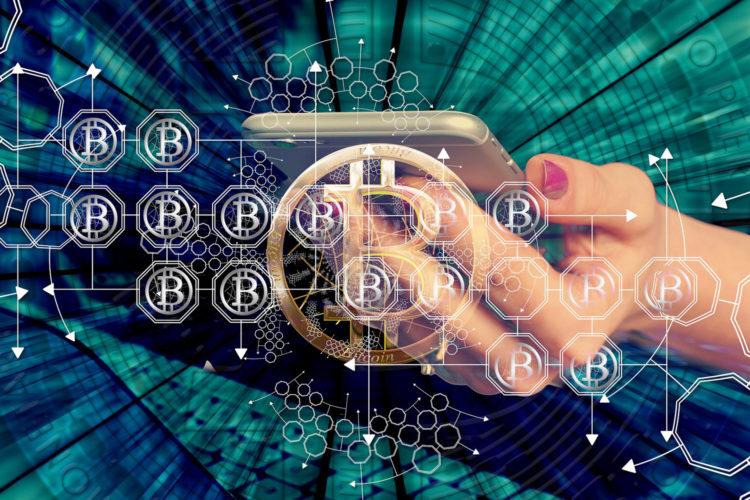 criptoactivos bitcoins transacción