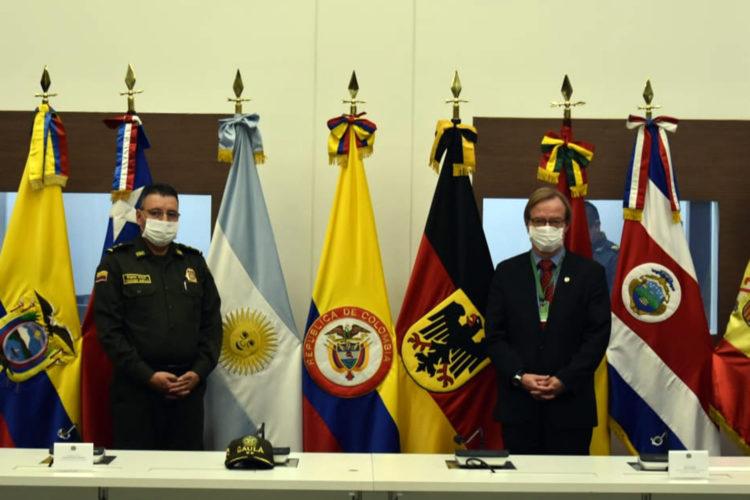 Cumbre CIPSE Antisecuestro y Antiextorsión Bogotá 2020
