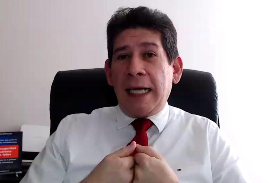 David F. Pereira SecPro