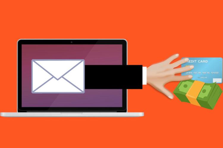 campaña de malware por correo electrónico