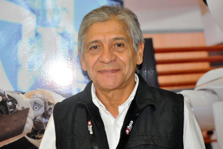 Guillermo Thais Seguritec Perú