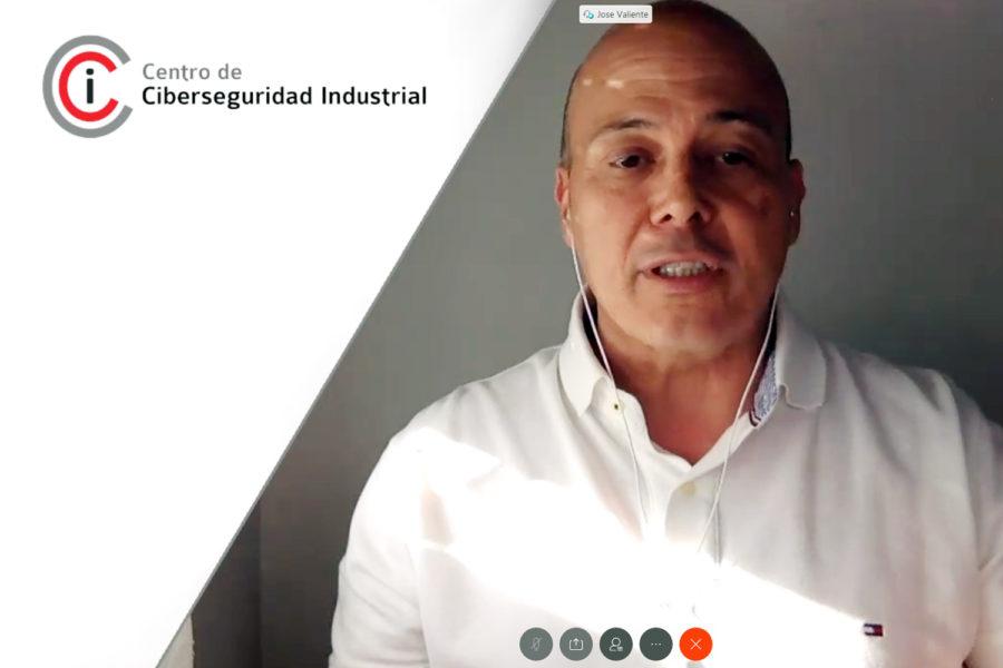 José Valiente Centro de Ciberseguridad Industrial CCI Seg2