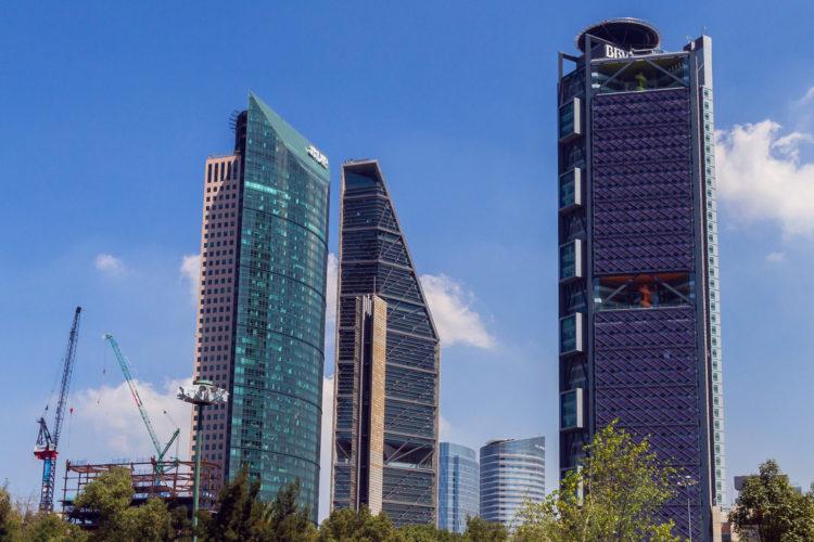 edificios sistema financiero México