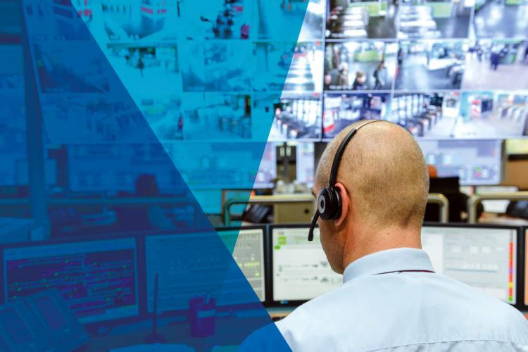Alai Secure control de seguridad pantallas