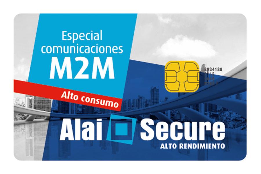Alai Secure SIM Alto Consumo