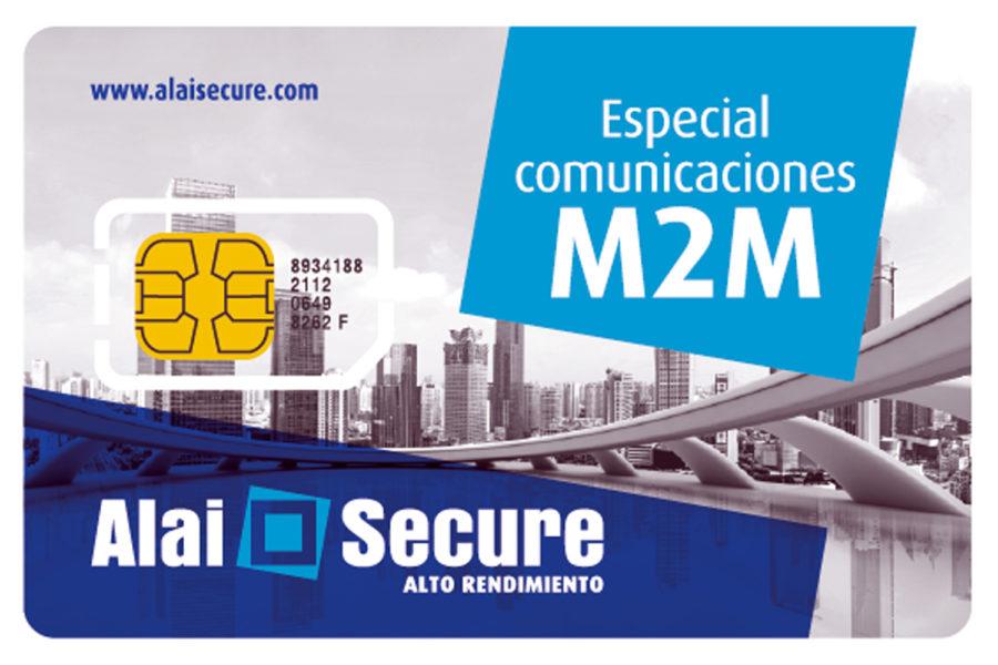 tarjeta SIM Alto Rendimiento de Alai Secure