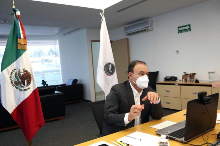 Alfonso Durazo SSCP Conferencia Nacional de Seguridad Pública Municipal