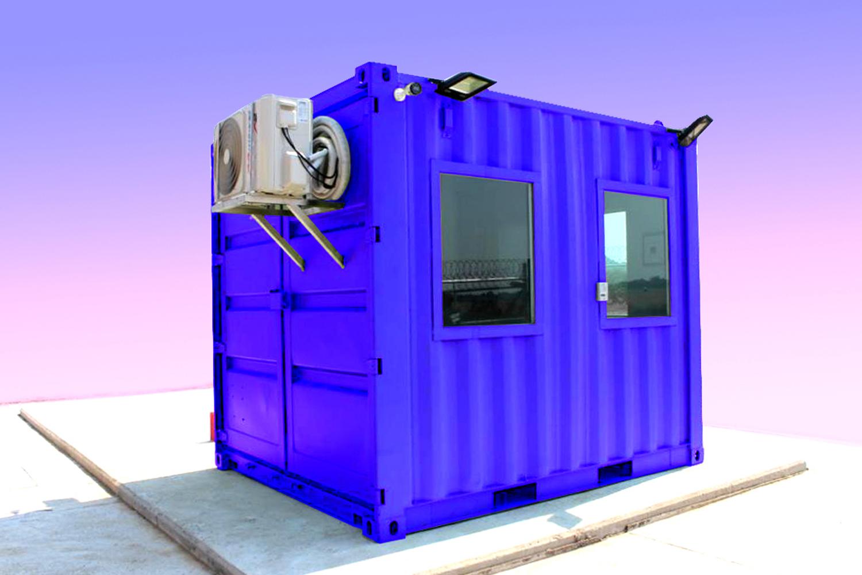 sector energético mexicano caseta container de protección