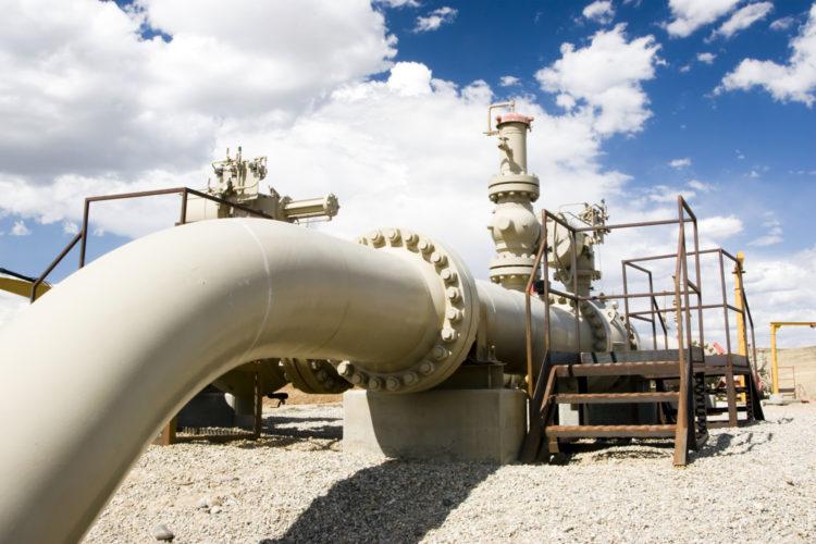 gasoducto de Cenagas México