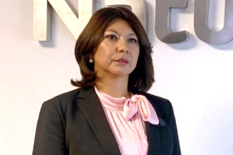Midori Llanes Gaytán, directora de Security de Naturgy en México