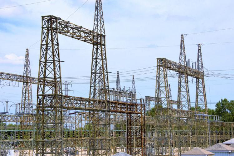 redes eléctricas infraestructuras críticas