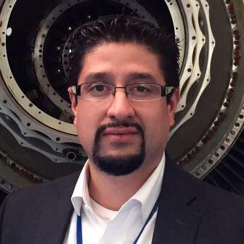 Rodrigo Souza Director de Seguridad de Kiewit